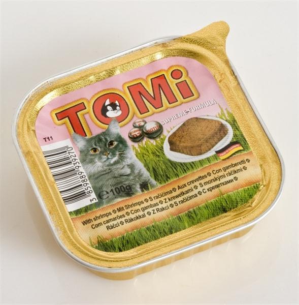 TOMI טומי פטה מעדן שרימפס