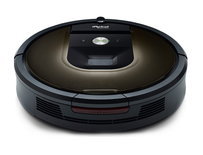 שואב אבק רובוטי iRobot Roomba 980 איירובוט
