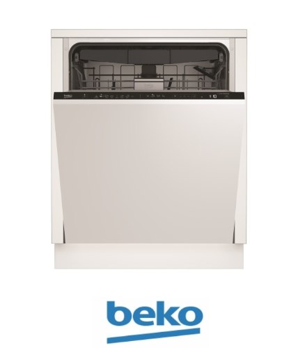 beko מדיח כלים רחב אינטגרלי  דגם DIN48520
