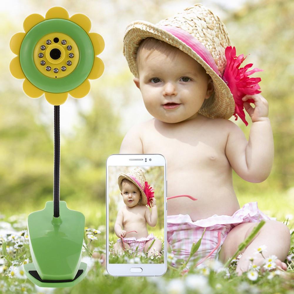 מוניטור פרח
