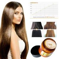 מסכת שיער קרטין - החלקה ביתית הנמכרת ביותר בעולם