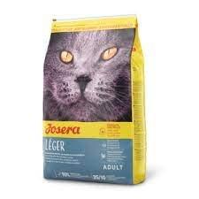 """ג'וסרה לאגר לחתול מופחת שומן 4.25 ק""""ג"""