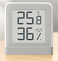 מד טמפרטורה ולחות(שיאומי)