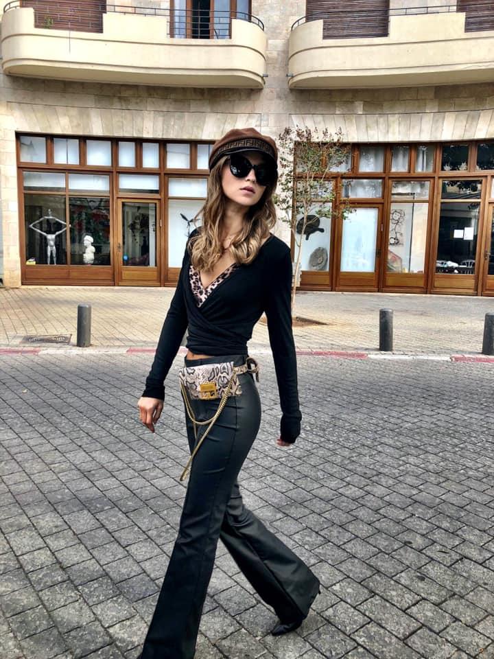 מכנס סאן טרופז