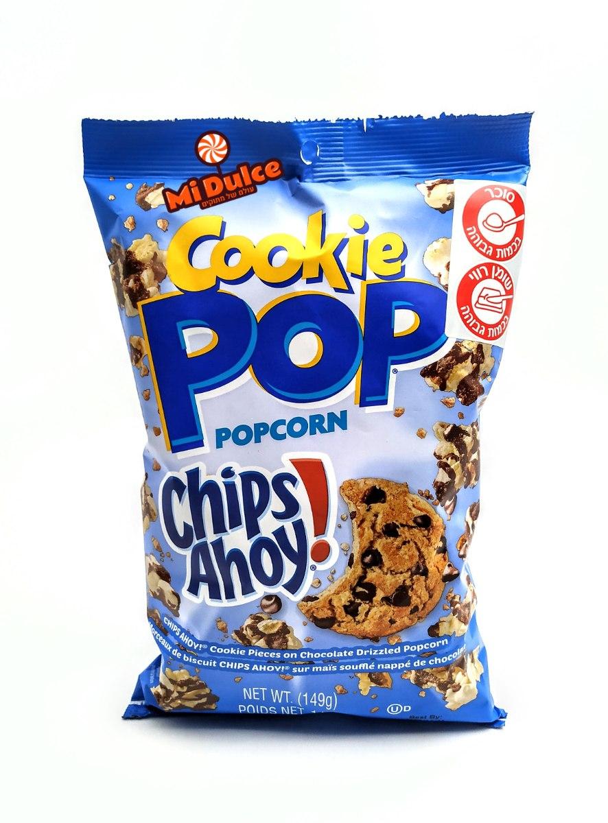 פופקורן Chips Ahoy,מארז ענק!!