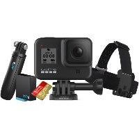 באנדל מצלמת אקסטרים GoPro Hero8 Black Bundle