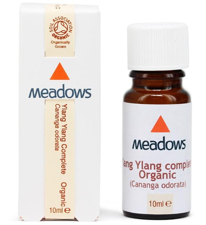 שמן ארומתרפי ילנג ילנג אורגני - Organic Ylang Ylang Complete Essential Oil