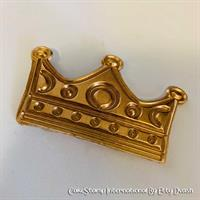 Four 4 small crowns - Chocolate mold