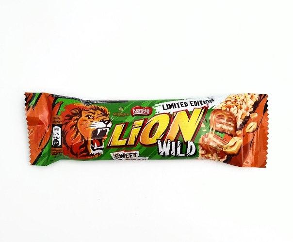 Lion Wild מהדורה מוגבלת!