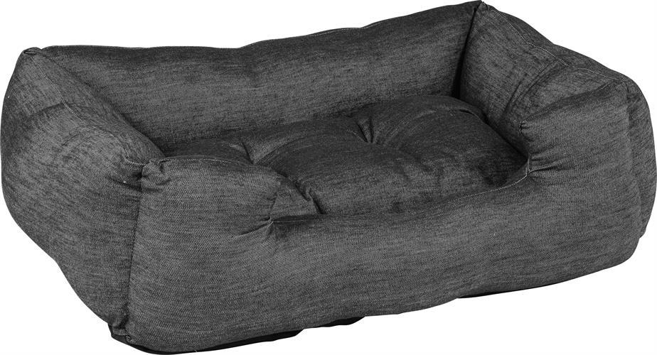 מיטה לכלב וחתול מבד כותנה צבע ג'נס במגוון מידות