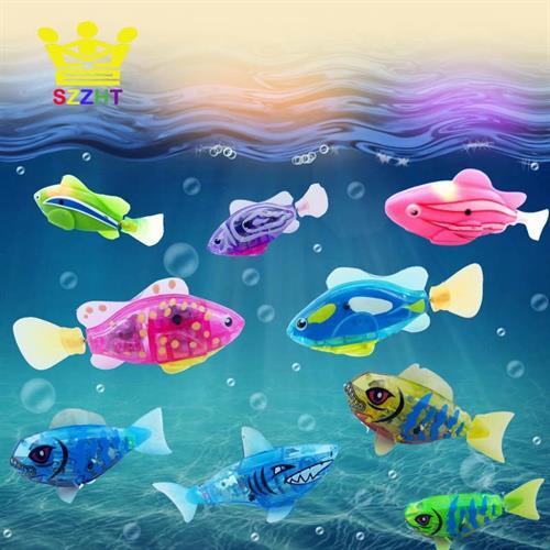 דג צעצוע - המשחק המושלם לילד שלך ולחיות המחמד