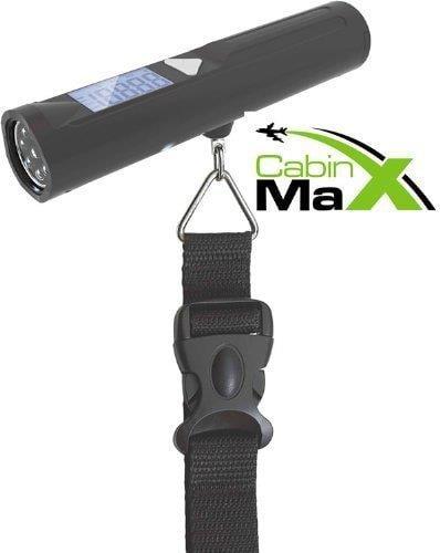 משקל דיגיטלי עם פנס לשקילת מזוודות CABIN MAX
