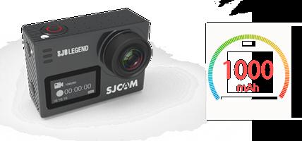 סוללה  מקורית למצלמת אקסטרים SJ6 Legend SJCAM