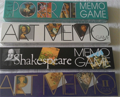 משחק זכרון - אמנות - קטן