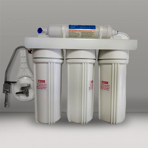 מערכת טיהור מים 3+1