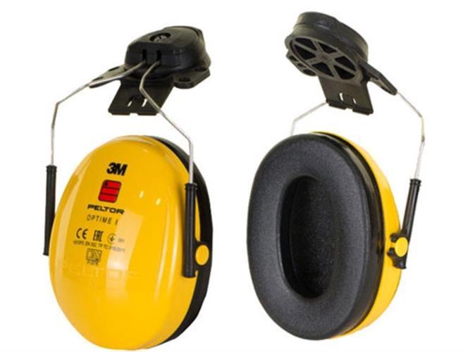 אוזניות מגן לקסדה Optima 1