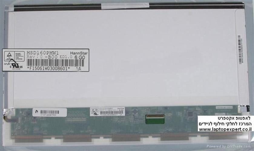 החלפת מסך למחשב נייד HSD160PHW1 16.0