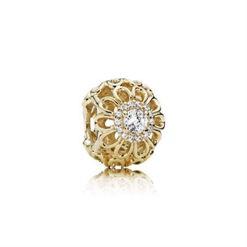 צ׳ארם פנדורה זהב 14K 750836CZ