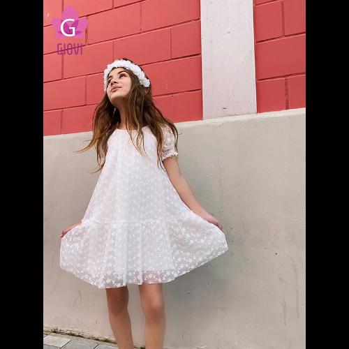 שמלה תחרה