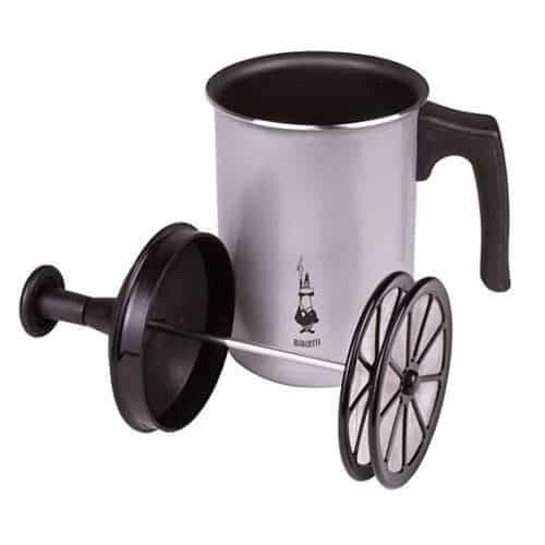 """ערכת """"אוהבים """" מכונת קפה ניידת + מקציף להכנת קפה הפוך בכל מקום"""