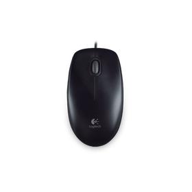 עכבר חוטי LogiTech B100 לוגיטק