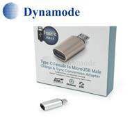 מתאם Type C לחיבור Micro USB