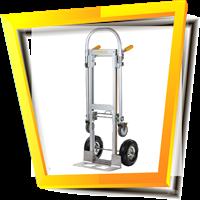 עגלת משא אלומיניום מתקפלת ומתכווננת למשקל עד 250 קג STANLEY