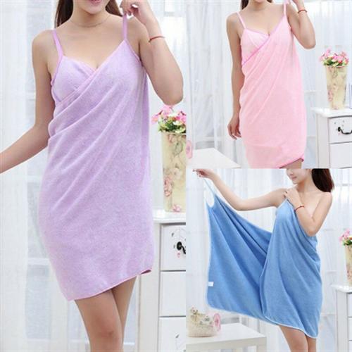 שמלת מגבת 2 ב -1