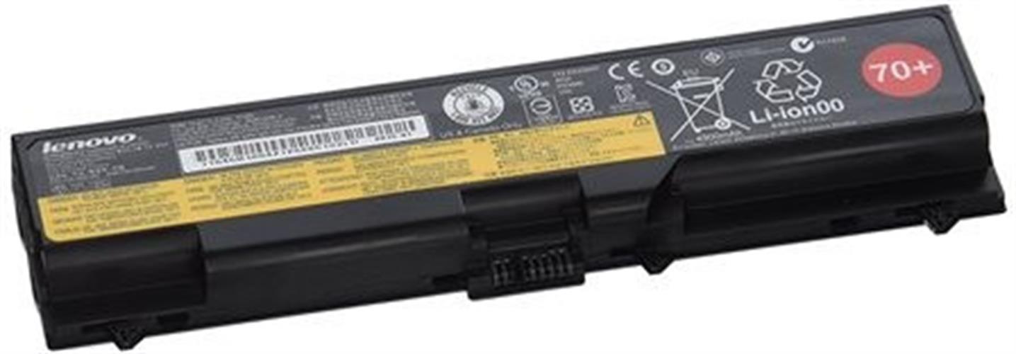 סוללה מקורית למחשב נייד לנובו ThinkPad Battery 70+ 6 Cell - T530, T430, T520, T420, T510, T410