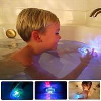 """משחק """"מסיבה באמבטיה"""" כדורי לד צבעוניים"""