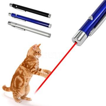 עט לייזר למשחקי תפיסה ורדיפה