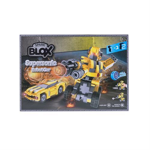 """""""בלוקס טכניקס מכונית משנה צורה"""""""