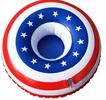גלגל אמריקה - 4 יחידות מחזיקי כוסות במבחר צורות