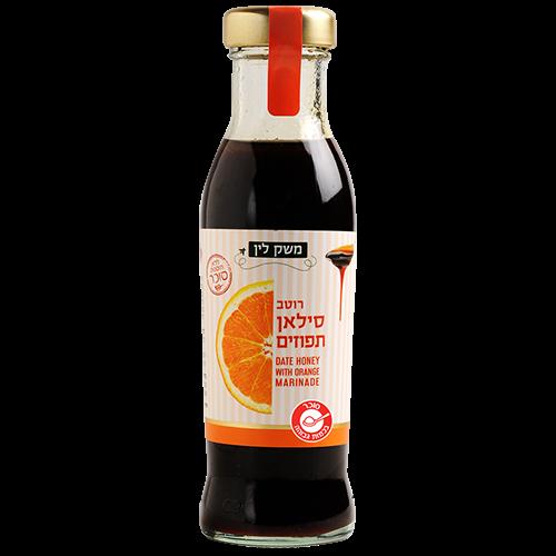 משק לין – רוטב סילאן תפוזים – 230 גרם