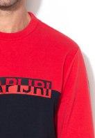 Men's NAPAPIJRI T-Shirt kangaroo pocket