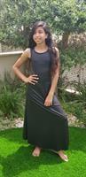 שמלת עמית- שחור