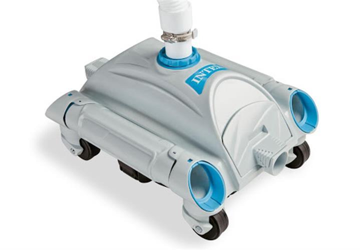 רובוט לבריכה-אינטקס