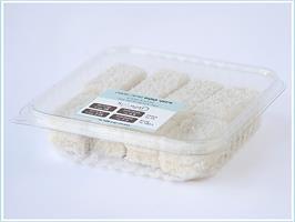 חטיפי קוקוס - ללא קמח חיטה, טבעוני
