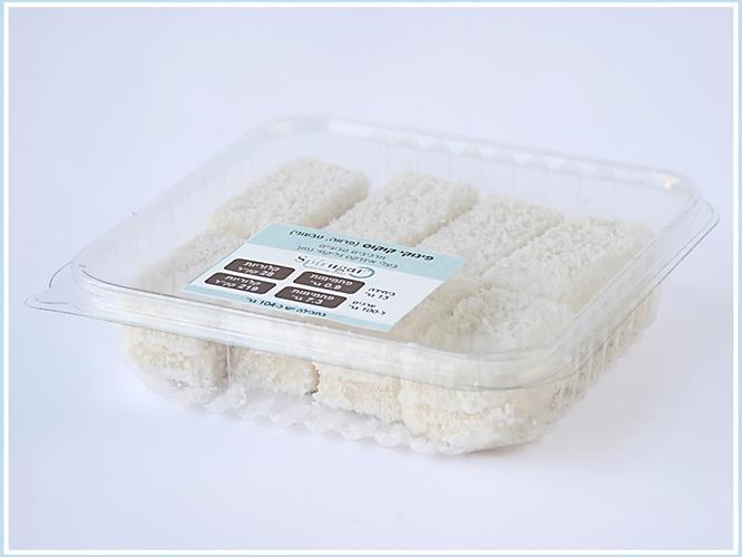 חטיפי קוקוס - ללא קמח חיטה