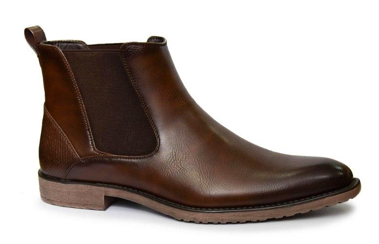נעל נוחות אלגנט לגבר דמוי עור דגם - Q8181
