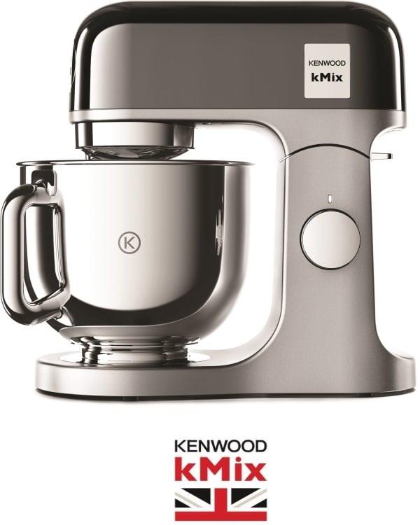 KENWOOD מיקסר kMix Picasso דגם KMX761BC שחור כרום