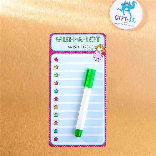 wish list magnet