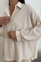 חולצת אינדיאנה שיפון