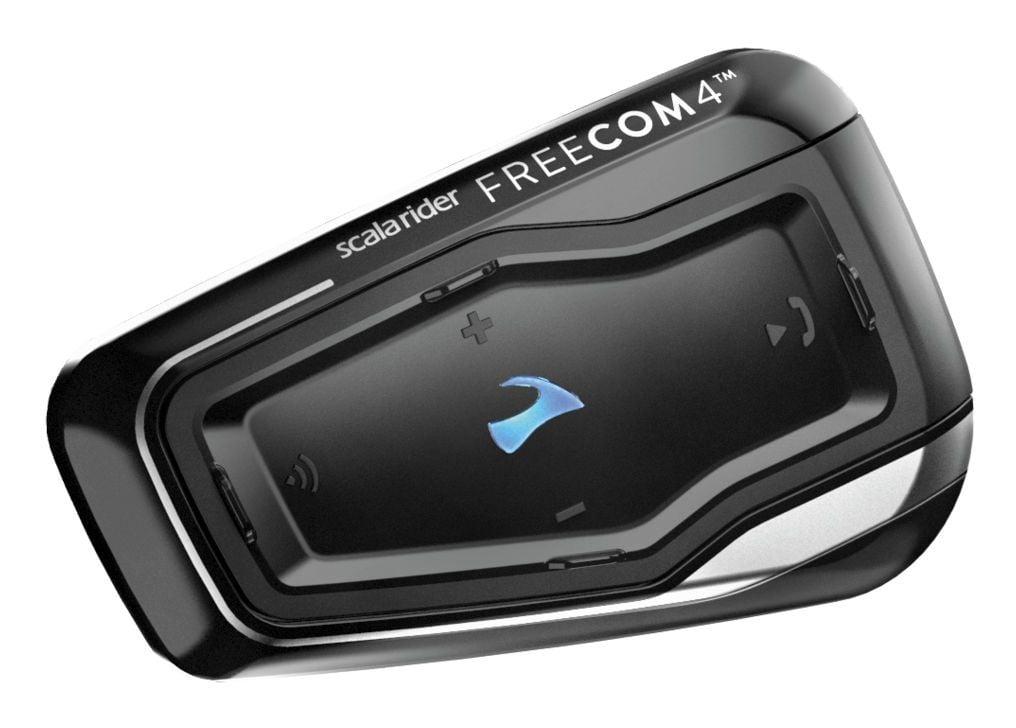 מערכת תקשורת לקסדה scala rider FREECOM4