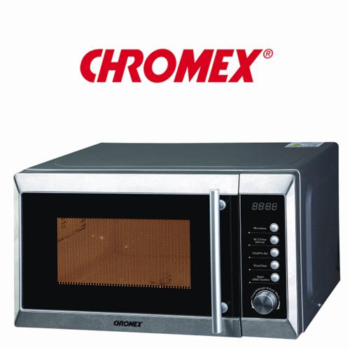 מיקרוגל דיגיטלי  20 ליטר CHROMEX כרומקס דגם: CH-521