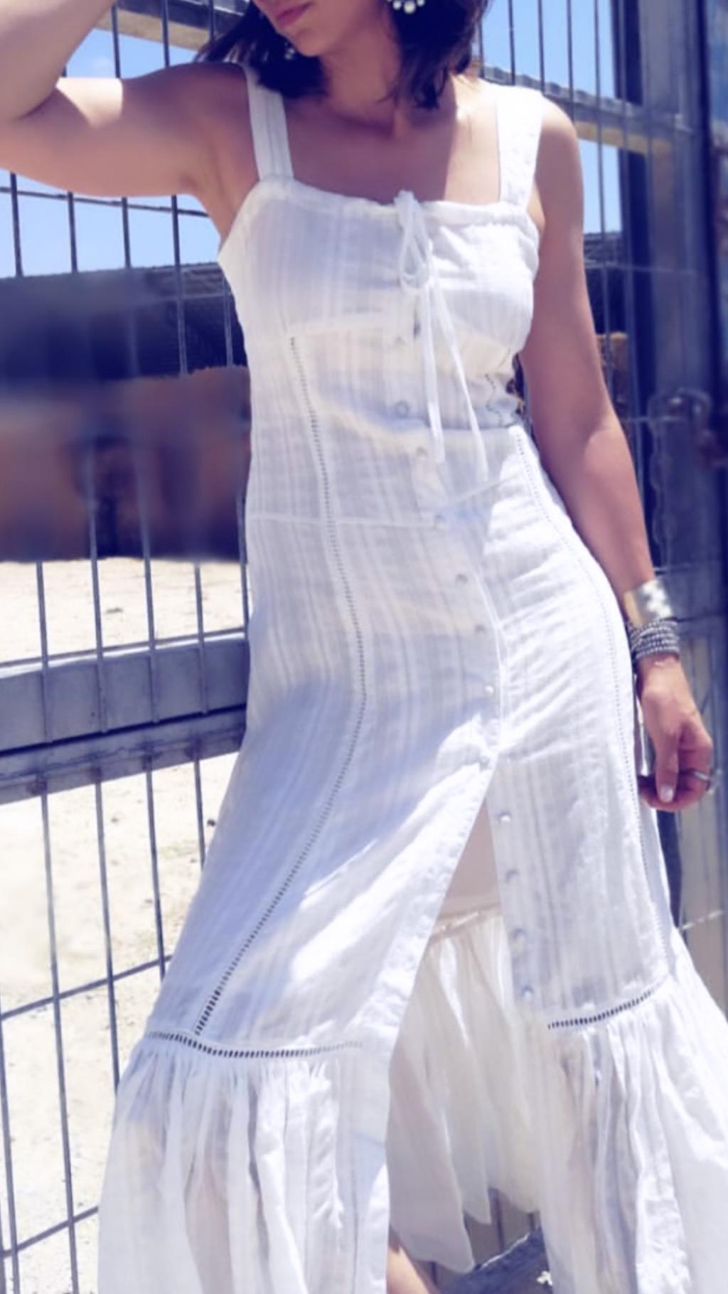 שמלת מינאז׳ פריזאית