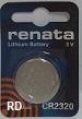 סוללות RENATA LITHIUM CR2320 ליטיום 3 יחידות