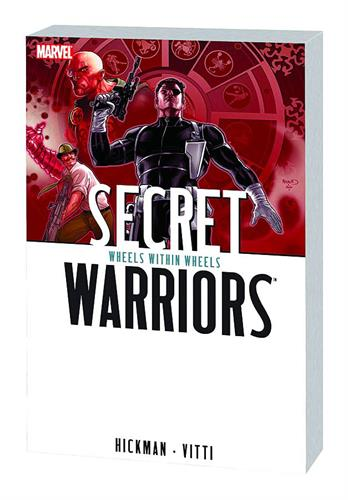 SECRET WARRIORS TP VOL 06