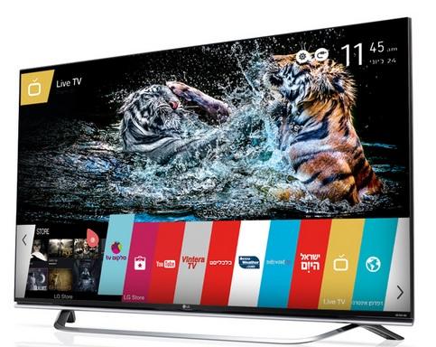 טלוויזיה 65 LG 65LF630Y