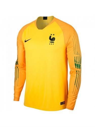 חולצת שוער ארוכה צרפת שני כוכבים